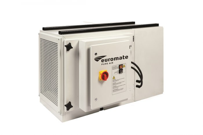 Euromate Industrial Air Cleaner thumb